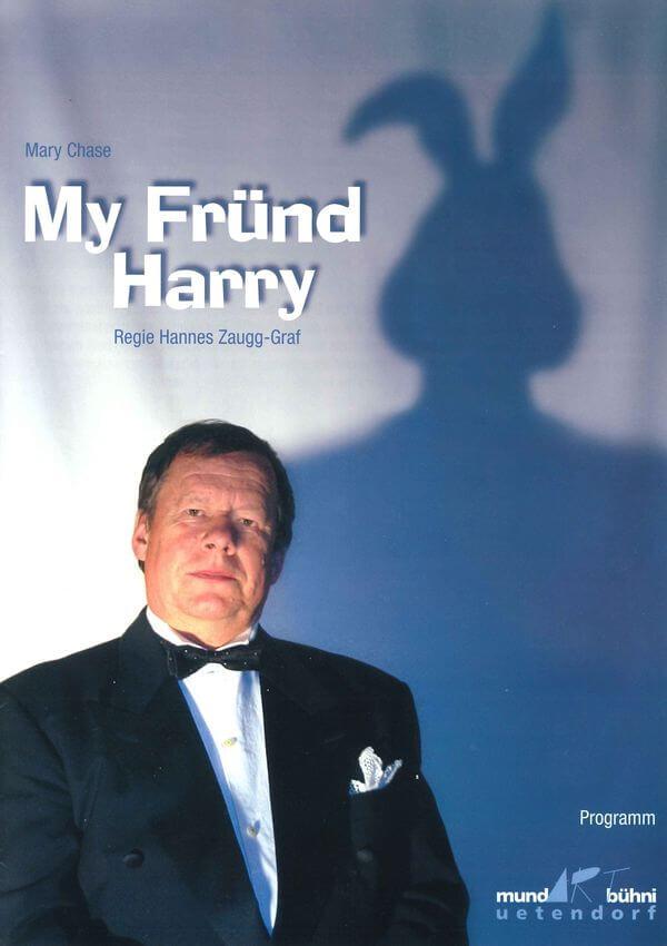 My Fründ Harry